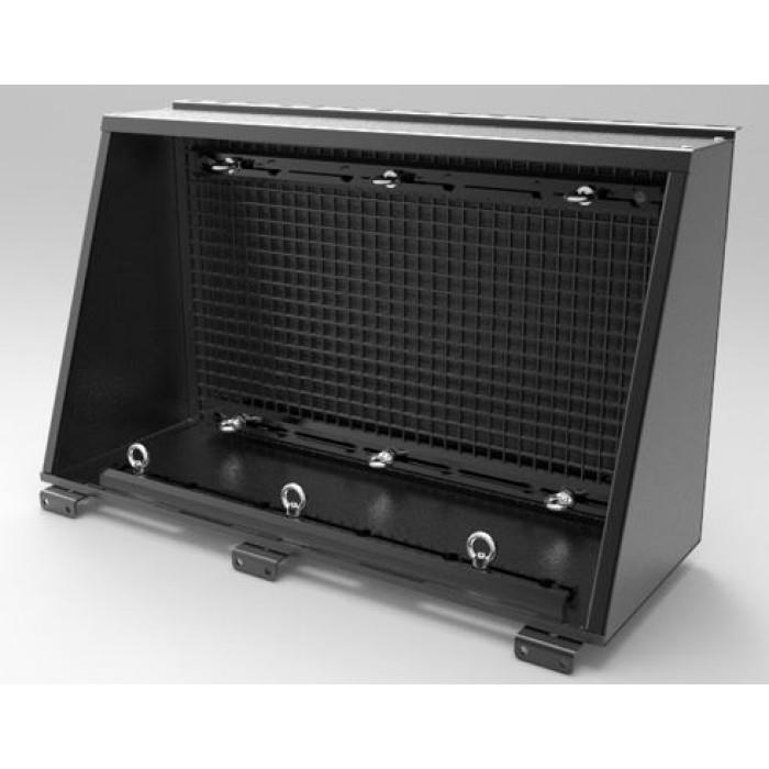 Coffre De Rangement Alu Cab Pour Outillage Piece Occasion Casse 4x4