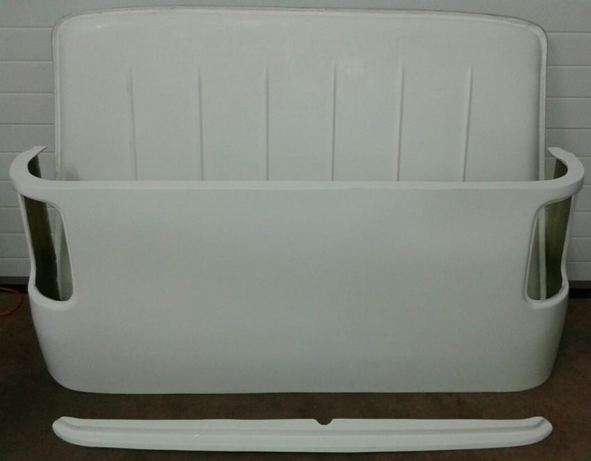 hard top polyester pour toyota land cruiser bj45 pi ce occasion casse 4x4. Black Bedroom Furniture Sets. Home Design Ideas