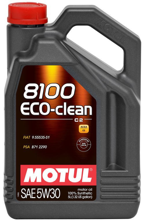huile motul 8100 eco clean 5w30 c2 modul 39 auto pi ce occasion casse 4x4. Black Bedroom Furniture Sets. Home Design Ideas