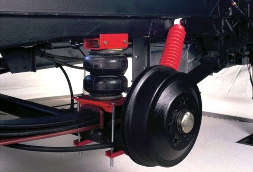 kit suspensions pneumatiques arri re firestone mitsubishi l200 modul 39 auto pi ce occasion. Black Bedroom Furniture Sets. Home Design Ideas