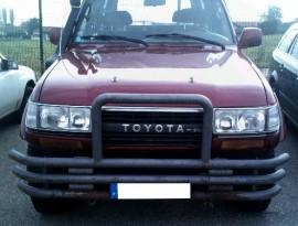 Pare-choc avant tubulaire d'occasion pour Toyota Land Cruiser HDJ80