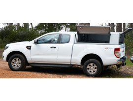HARD-TOP ALU CAB EXPLORER 3 POUR PICK-UP CABINE APPROFONDIE