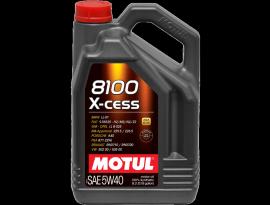 HUILE MOTUL 8100X-CESS 5W40