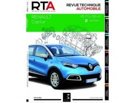 REVUE TECHNIQUE RENAULT CAPTUR 0.9 TCE 90CV
