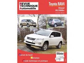 REVUE TECHNIQUE TOYOTA RAV4 III