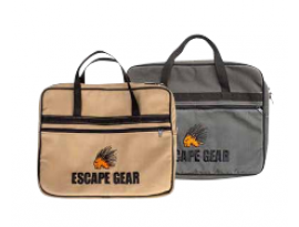 SACOCHE ORDINATEUR GRIS ESCAPE GEAR