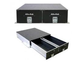 tiroir double alu cab